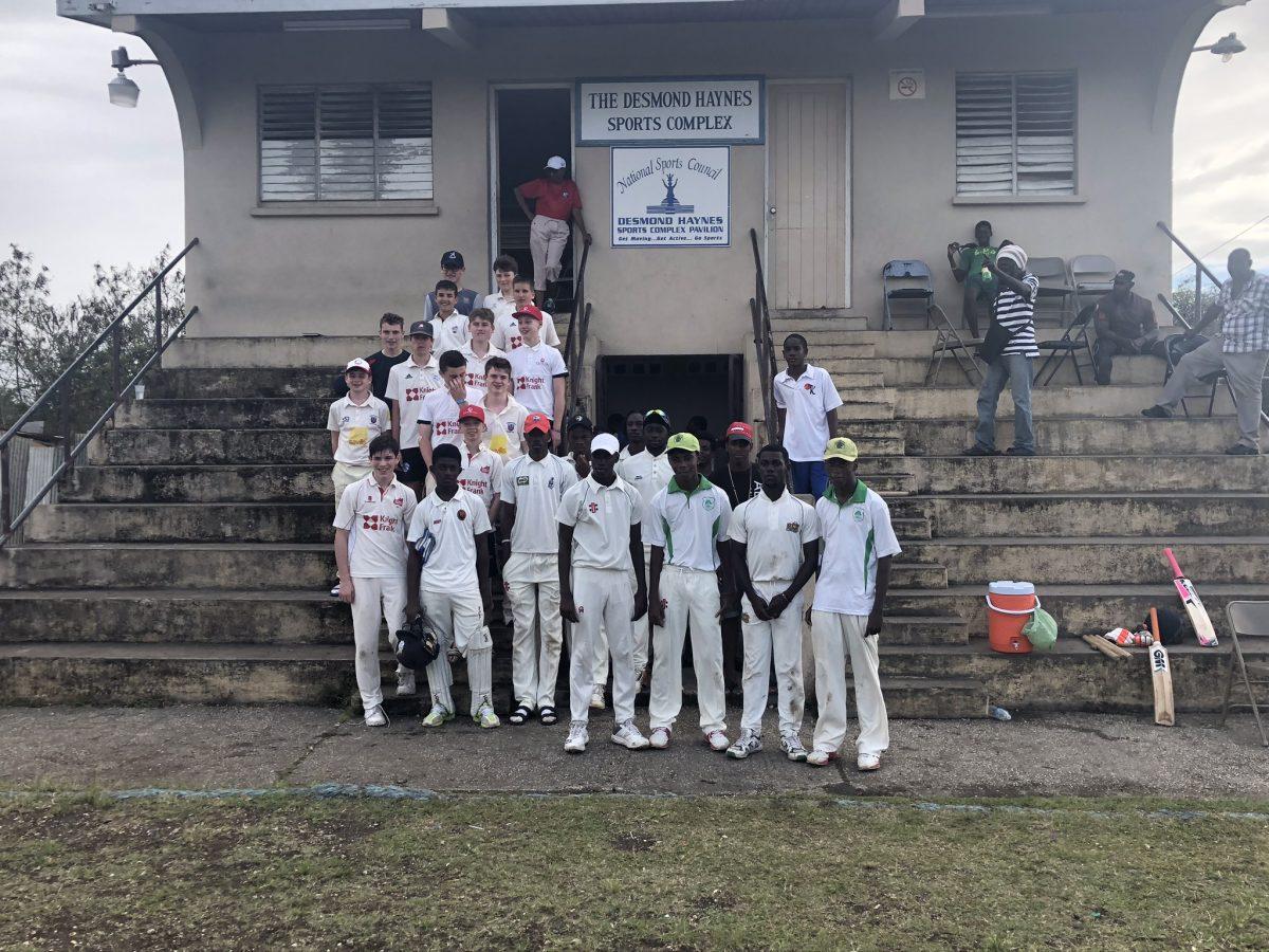 Barbados & St Lucia cricket tour
